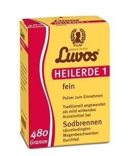 Luvos Heilerde 1 fein Pulver, 480 g