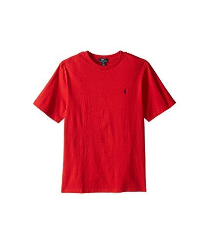 Ralph Lauren Jungen T-Shirt, rot (Herren Rot Ralph Lauren Tshirt)