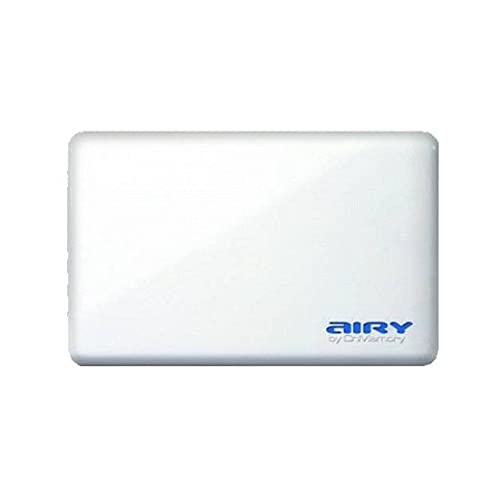 CnMemory Airy 1.5TB 1536GB Weiß Externe Festplatte - Externe Festplatten (1536 GB, 3.5 Zoll, Weiß, 189 mm, 120 mm, 33 (Festplatte Netbook)