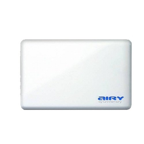 CnMemory Airy 1.5TB 1536GB Weiß - Externe Festplatten (Weiß, USB, BullGuard Internet Security 8.7, O&O DriveLED3, O&O Media Recovery 4, FILEminimizer Pictures, Radio , Microsoft Windows 2000/XP/Vista/7, Mac OS 8.6)