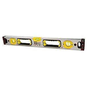 31e9 g30cjL. SS300  - Stanley 1-43-549 Nivel tubular FatMax 120 cm Magnético, Gris, 120cm