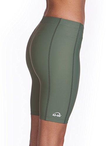 iQ-Company Damen UV Kleidung 300 Shorts olive