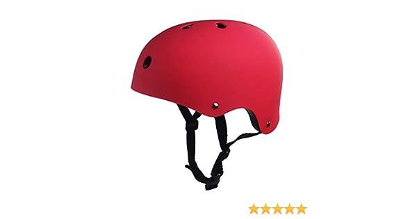 UK Matte Adult Crash Skateboard Helmet For Skate Scooter Stunt Cycling Children