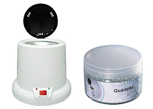 Sterilisator Quarz für Werkzeug Ästhetik mit Ladekabel inklusive