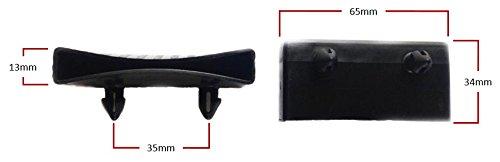 Boccole di ricambio per doghe (modello B terminale) per letti ...