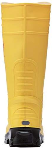 V12 Mens Groundworker S4 Safety Wellingtons VW254/11 Yellow 11 UK, 46 EU Jaune (yellow)