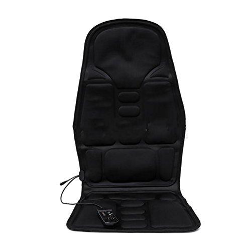 JMung\'S Shiatsu Massagesitzauflage Massage - Stuhl, Gesäß, Massage - Stuhl - Auto - Sitzkissen - Pad Tarnung FüR (Ideal FüR Auto Oder BüRo) HJ-0023