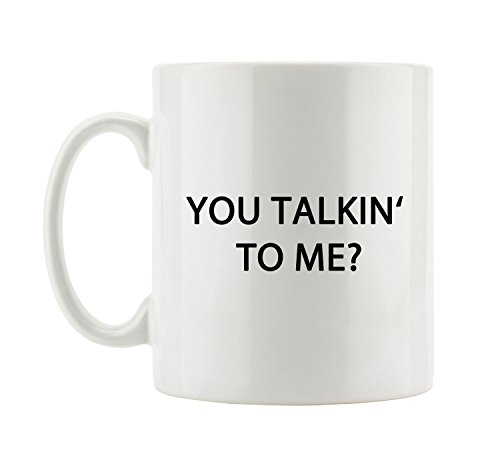 You talking to me? Taxi Taxi Tasse