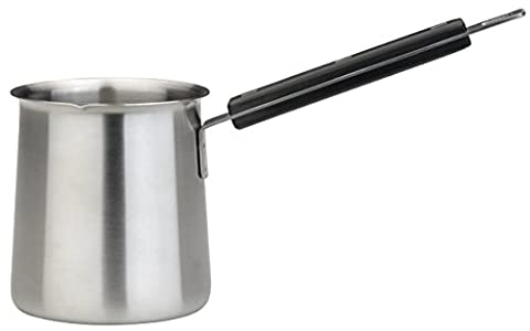 BergHOFF Stainless Steel Mocha Coffee Milk Frother Pan,