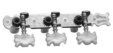 Stagg 3560 Ersatz-Maschinen Köpfe für Klassische Gitarren (6er Set)