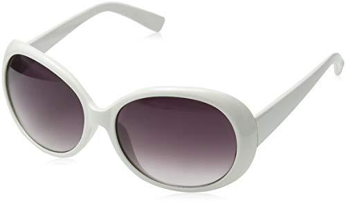 Damen Sonnenbrille - übergroße runde / ovale Gläser / Schatten - Posh Stil