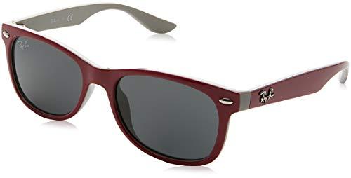 Ray Ban Sonnenbrille 9052S grau/fuchsia