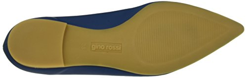 GINO ROSSI  Dag278, Ballerines pour femme Bleu