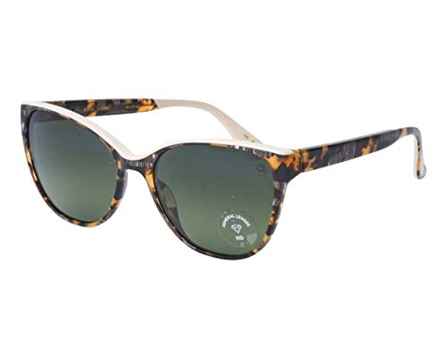 Etnia Barcelona Sonnenbrillen (ADDA HVWH) braun marmor stil - weiߟ vintage - grün verlaufend