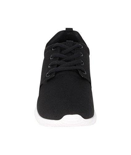 Donne-Lurex-Sarpe-da-Ginnastica-Sportive-Tacco-Estate-Sneaker