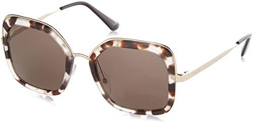 Ray-Ban Damen Uao5s2 Sonnenbrille, Braun (Spotted Opal Brown), 54