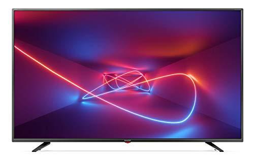 SHARP LC-65UI7352E 164 cm (65 Zoll) Fernseher (4K Ultra HD Smart LED TV, Triple Tuner) - Sharp Aquos 65