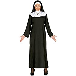 Disfraz barato de Monja mujer