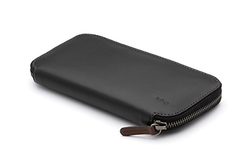 Portefeuille en cuir Bellroy Carry Out Java Black