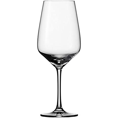 Vivo by Villeroy & Boch Group, Set di calici per vino rosso Voice Basic, 4 pz., Trasparente