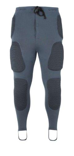 Forcefield Pro Pants Protektorenhose, Farbe grau, Größe M