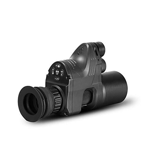 Nachtsicht-Nachsatzgerät PARD NV007 Linse 16mm WiFi 850nm IR Deutsche Ausführung