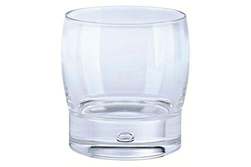 Durobor 780/15 Bubble-Juego de 6 copas de cóctel, color transparente, otros, transparente, 29 CL