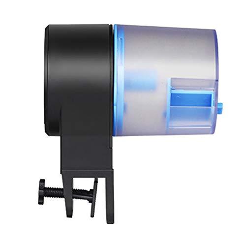 Zerama AK-01S automatischer Aquarium-Fisch-Zufuhr Elektronische Lebensmittel Feeding Gerät Auto Haushalt Smart-Timing-Lebensmittel-Dispenser -