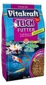 Vitakraft Pond Food UNIVERSAL - 1 Liter (Fischfutter Vitakraft)