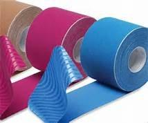 SiaMed Kinesiotape Sport Tape 2cm/5cm/7,5cm/10cm Breite - hochwertiges Kinesiologie Tape - für den anspruchsvollen Einsatz im Meditaping (gelb, 2,5 (Rosa Camo Hund)