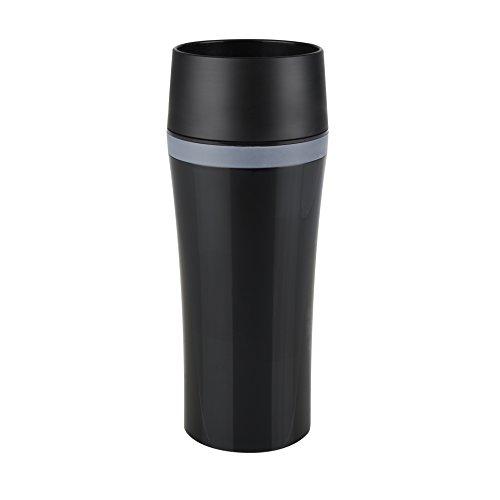 emsa-514179-isolierbecher-mobil-geniessen-360-ml-quick-press-verschluss-schwarz-anthrazit-travel-mug