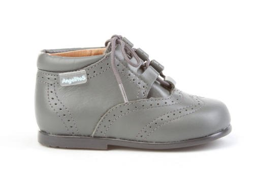Grau Stiefel Stiefel Jungen Jungen Angelitos Jungen Angelitos Angelitos Grau fT7wZqx