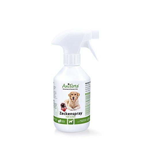 aniforte garrapatas Spray 250ml–Producto natural para perros–(de gran calidad ID: 507K 03)