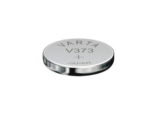 VARTA pile oxyde argent pour montres, V373 (SR68), 1,55 Volt