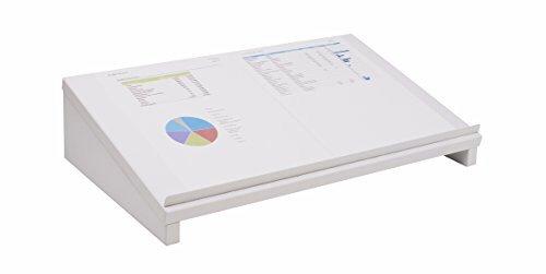Hermesmöbel Vorlagenhalter SAUERLAND (VDL60W) B/T/H 50 x 30 x 12 cm weiß matt