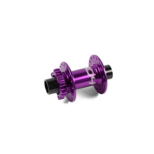 Hope Pro 4 Front Hub 20mm 28H Purple -