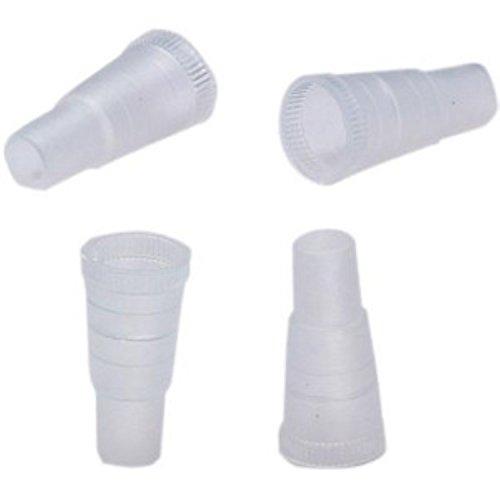 100 x Hygiene Mundstück Außen 100 Stück Einweg für Shisha, Wasserpfeife