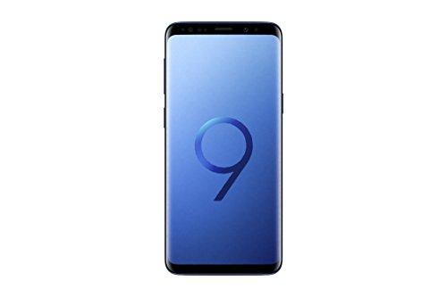 "Foto Samsung Galaxy S9 Smartphone - Blu (Coral Blue), Display 5.8"", 64 GB espandibili, Dual SIM [Versione Italiana]"