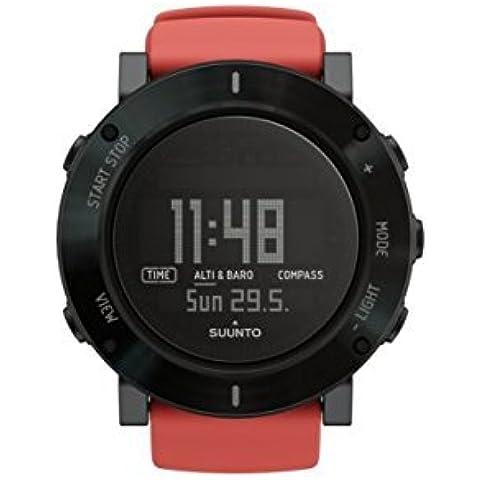 Suunto Core Crush Altimeter/Barometer and Compass Watch - Coral by Suunto