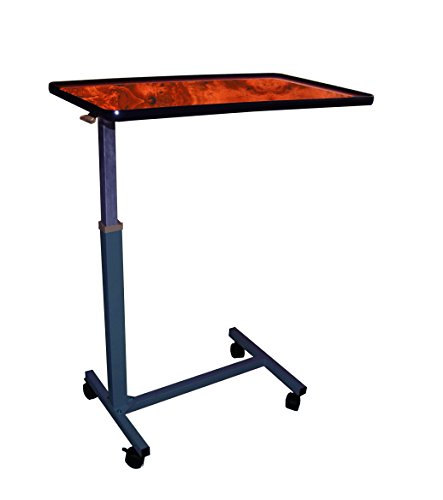 Bett-Tisch Easy lift (braun)