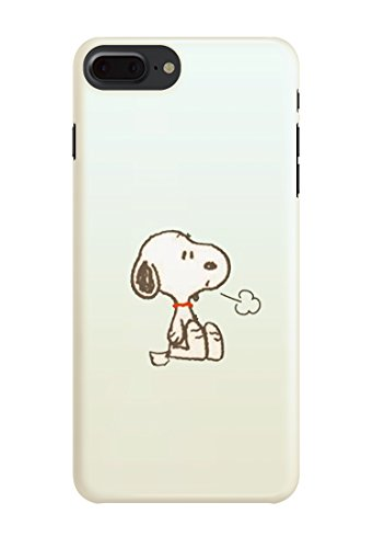 LIL SNOOPY CHARLIE PEANUTS FUNNY CUTE AWESOME Full 3D effect Phone case cover shell for apple Iphone and Samsung -Samsung S7 - 4