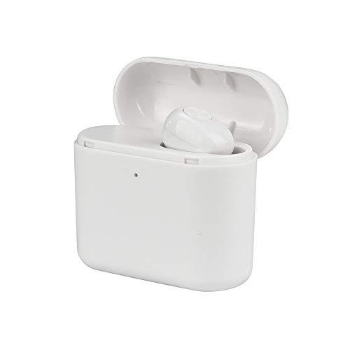 Zariavo Kopfhörer, Leichter drahtloser Mini Bluetooth Kopfhörer mit aufladendem Aufbewahrungsbehälter