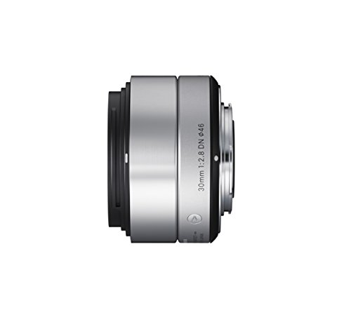 Deals For Sigma 30mm f/2.8 DN MFT Fit Lens – Silver