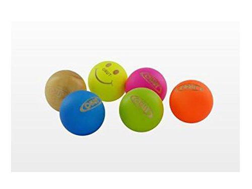OBUT Boule Zielkugeln (Schweinchen), Buchsbaum farbig