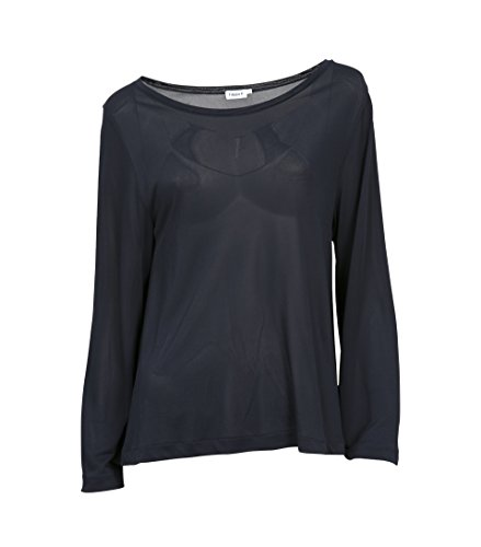 filippa-k-camisas-corte-imperio-basico-manga-larga-para-mujer-azul-marino-l