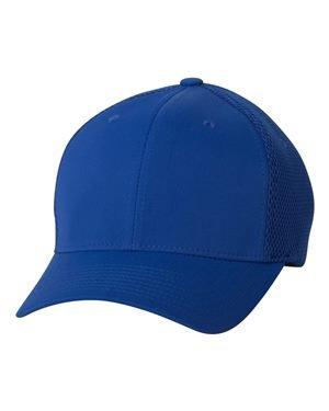 Flexfit. Royal Blue. L/XL. 6533. 08436590015001 Mid-profile-6-panel -