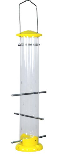 Audubon Kay Home Produkt-Druckguss Aluminium Finch Tube Feeder