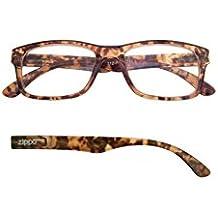Gafas de Lectura Zippo tortuga + 1.50