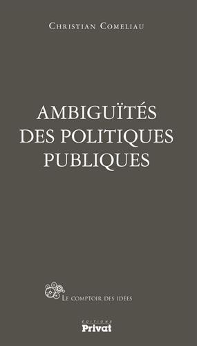 Ambiguïtés des politiques publiques
