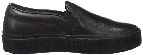 Bikkembergs Iconic, Slippers Donna Nero